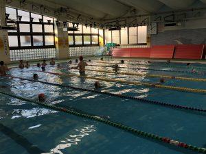 遠泳体験会