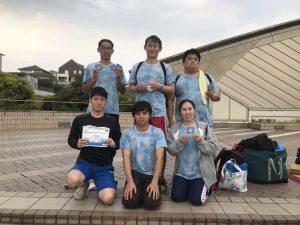 日本マスターズ大会in福岡へ。